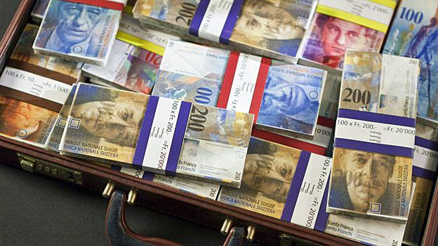 Der Bundesrat erläutert seine Weissgeldstrategie