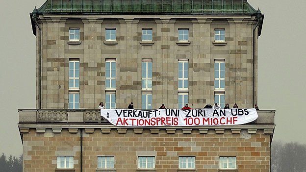 Audio ««Zürcher Appell» für die Unabhängigkeit der Forschung» abspielen