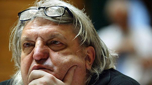 Lega-Präsident Giuliano Bignasca ist tot