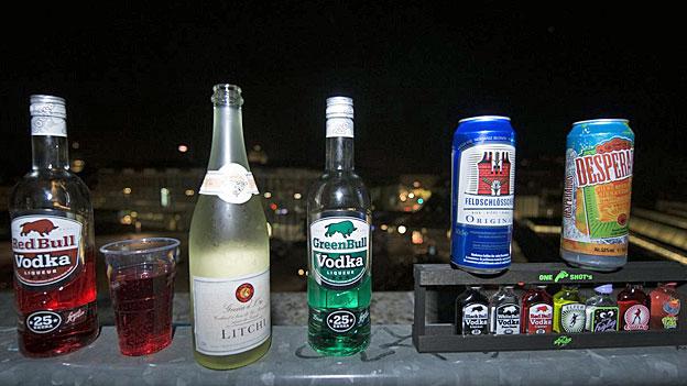 Alkoholmissbrauch - jetzt reagiert der Ständerat