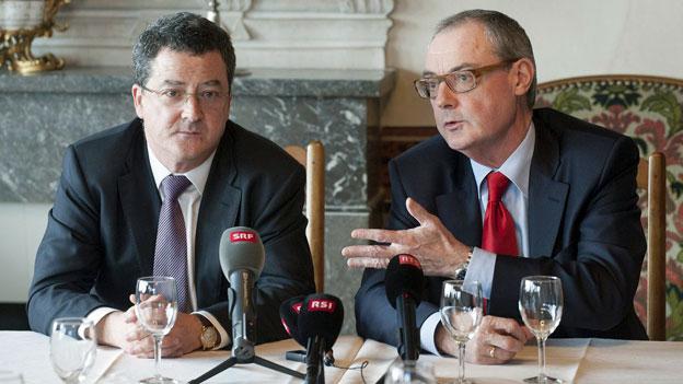 Schweizerisch-europäisches Beziehungsgespräch