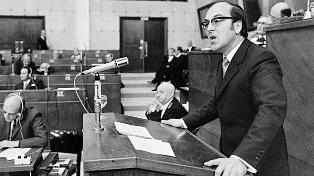 50 Jahre Mitglied im Europarat