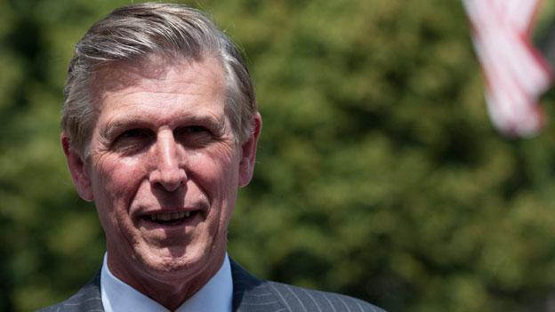 US-Botschafter Beyer kehrt zurück in die USA - eine Bilanz