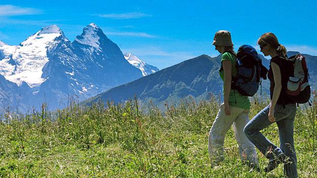 Wanderferien - ein neuer Trend