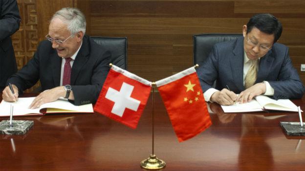 «Die Schweiz wird in China hoch geschätzt»