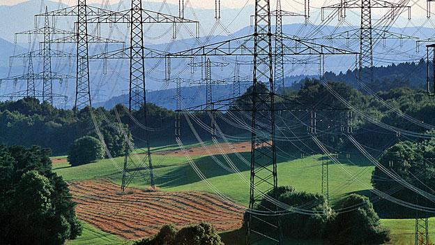 Kürzere Verfahren für den Bau von Strommasten