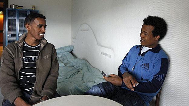 (K)ein Asylgrund? Verfolgung wegen Militärdienstverweigerung