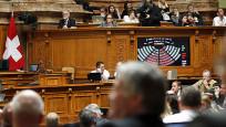 Audio ««Lex USA»: Das Parlament gibt sich selbstbewusst» abspielen