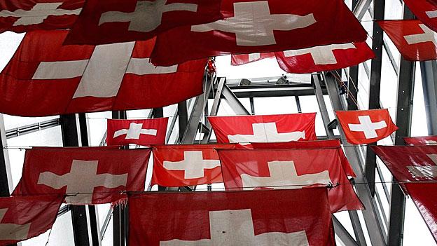 Die Marke Schweiz ist definiert - Swissness-Vorlage bereinigt