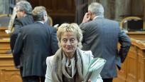 Audio «Der Finanzministerin fällt ein Stein vom Herzen» abspielen
