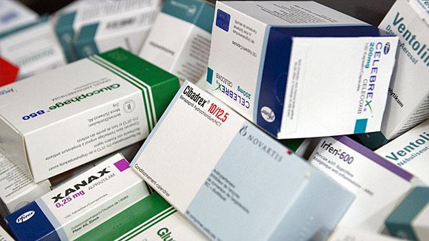 Mehr Informationen auf Medikamenten-Beipackzetteln