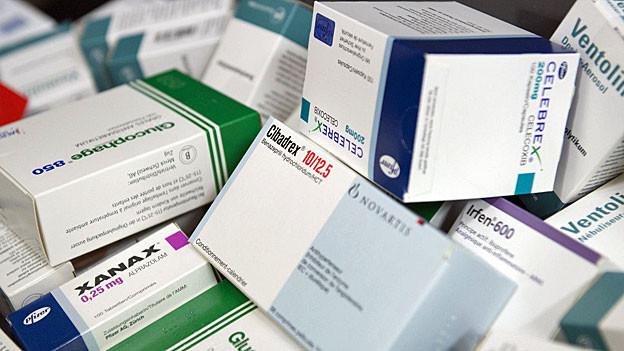 Audio «Mehr Informationen auf Medikamenten-Beipackzetteln» abspielen