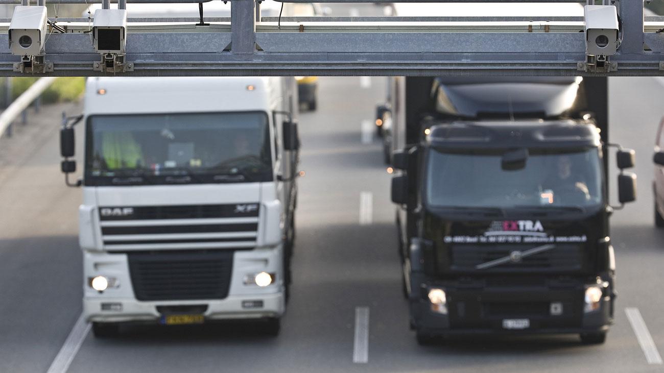 Schwerverkehrsabgabe: Bundesgericht segnet Erhöhung der LSVA ab
