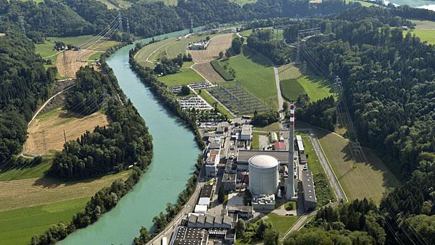 Swisscleantech präsentiert Abschaltdaten für Atomkraftwerke