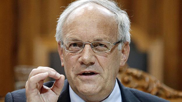 Bundesrat Schneider-Ammann steht zur neuen Agrarpolitik
