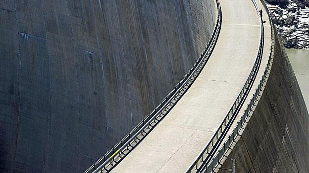 Grosswasserkraftwerke - wie weiter?