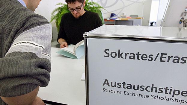 Vom Austauschprogramm «Erasmus+» ausgeschlossen