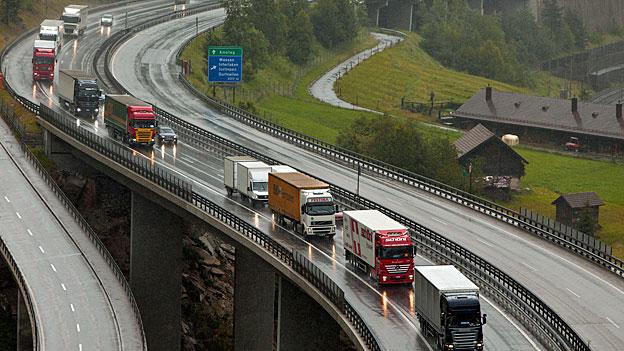 Astag will Kündigung des Landverkehrs-Abkommens mit der EU