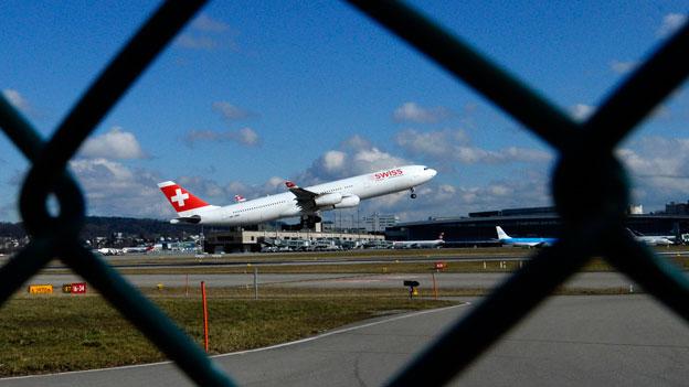 Schweizer Luftfahrtbranche sorgt sich um die Bilateralen Verträge