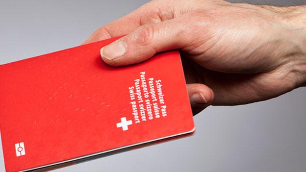 Drogendealer verliert seinen Schweizer Pass