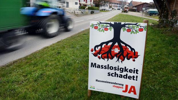 Avenir Suisse: Wie Zuwanderung steuern