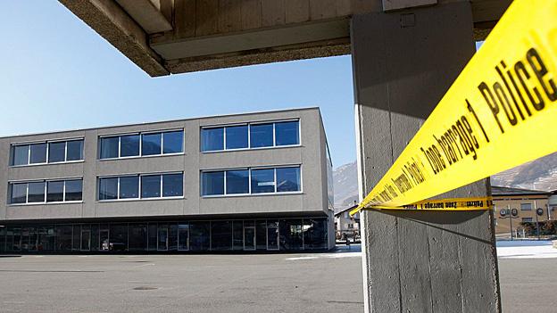 Schulen im Visier der Einbrecher