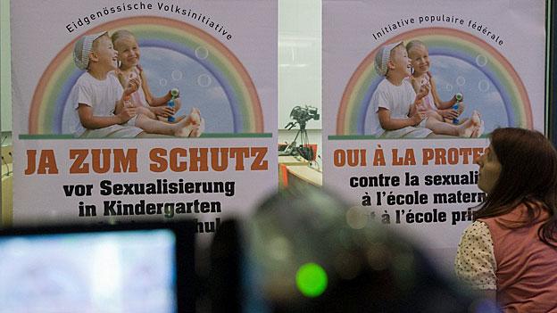 Bundesrat: Sexualunterricht soll Sache der Kantone bleiben