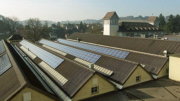 Mehr Geld für den Strom vom eigenen Dach