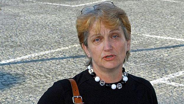 Birgit Svensson: «Die Iraker trotzen dem Terror»