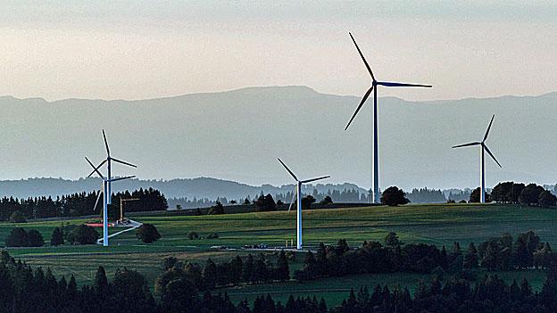 Rückenwind für die Windenergie