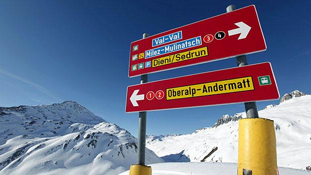 Grünes Licht für Gross-Skigebiet Andermatt-Sedrun