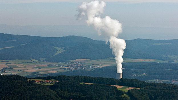 Grösserer Gefahrenradius um Schweizer AKW