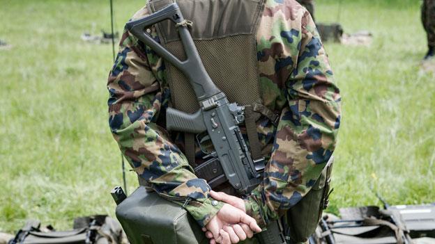 Rechtsextreme stellen die Armee vor grosse Schwierigkeiten