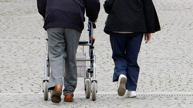 Immer mehr Rentner beziehen Ergänzungsleistungen