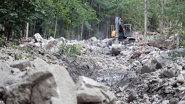 Vorsorglicher Hochwasserschutz - agieren statt reagieren