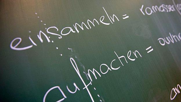 Zankapfel Frühfranzösisch - Kanton Thurgau prescht vor