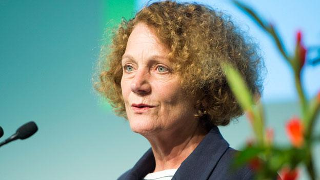 Therese Frösch, Co-Präsidentin der SKOS