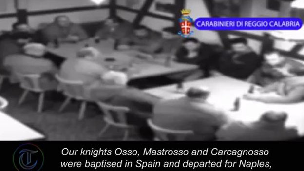 Vormarsch der Mafia in der Schweiz