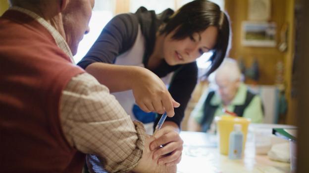 Geteilte Pflege – ein Modell für die Zukunft?