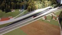 Audio «Der Eppenbergtunnel kann gebaut werden» abspielen