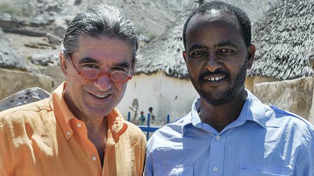 Toni Locher, heikler Einsatz für Eritrea