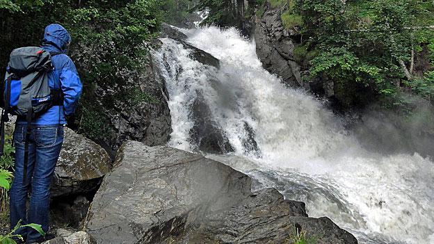 Wasserfälle schützen