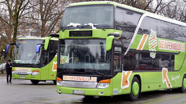 Die Schweizer Busbranche kommt unter die Räder