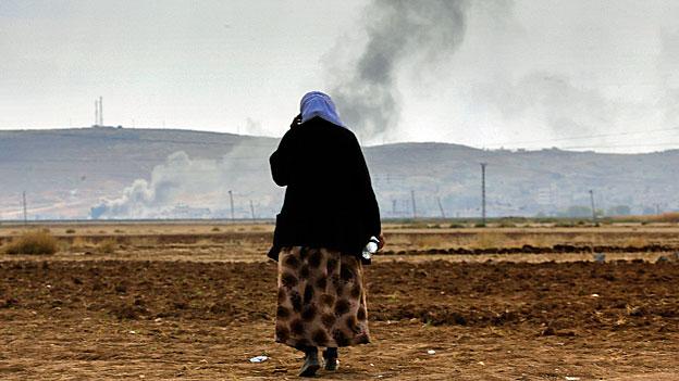 Flüchtlinge aus Syrien - wie hilft die Schweiz konkret?