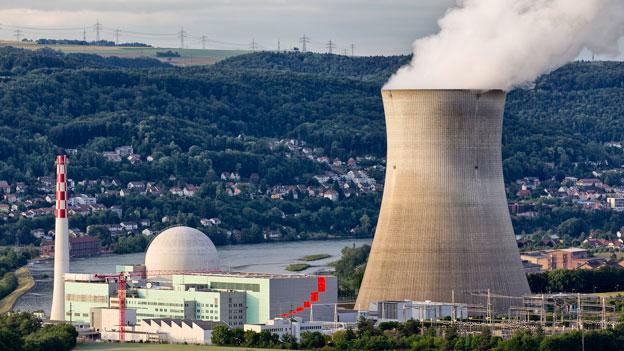 ENSI: Strafanzeigen wegen Löchern in Reaktorhülle