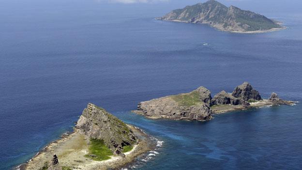Tauwetter zwischen China und Japan