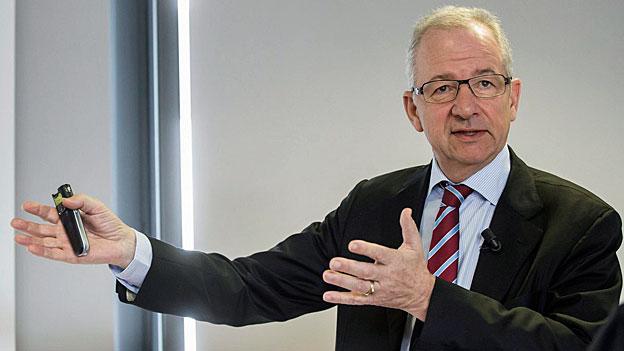 Etienne Jornod - Drahtzieher bei der NZZ
