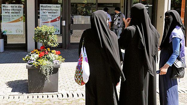 «Viele junge Muslime leben innerlich an einem andern Ort»
