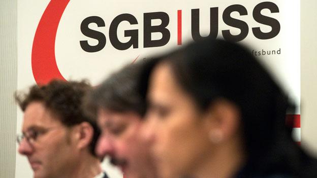 Gewerkschaftsbund will Wiedereinführung des Mindestkurses