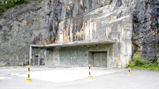 Die Schweiz - ein wichtiger Standort für Datencenter